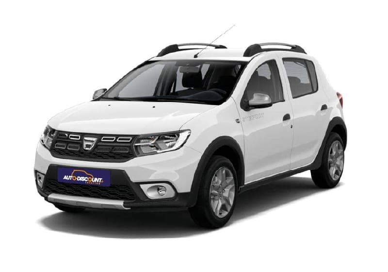 Location voitures Guadeloupe Sandero Stepway